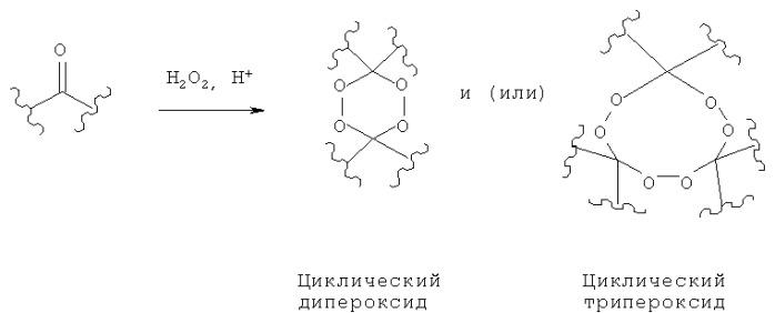 Способ получения замещенных 2,3,5,6-тетраоксабицикло-[2.2.1]гептанов