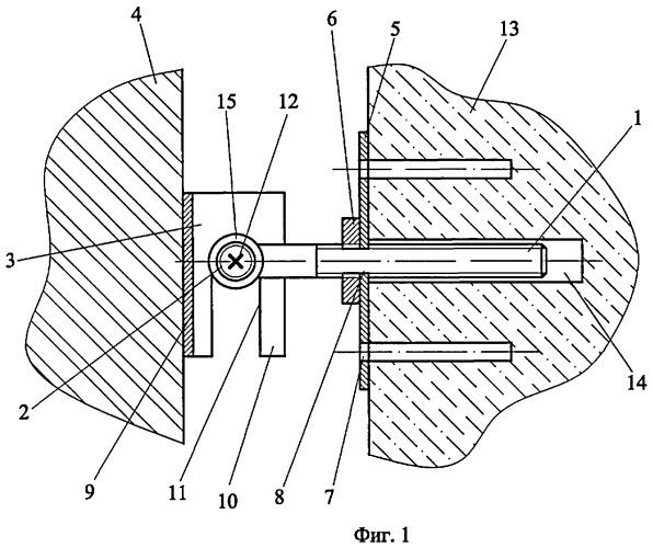 Устройство для установки и закрепления рам в стенных проемах