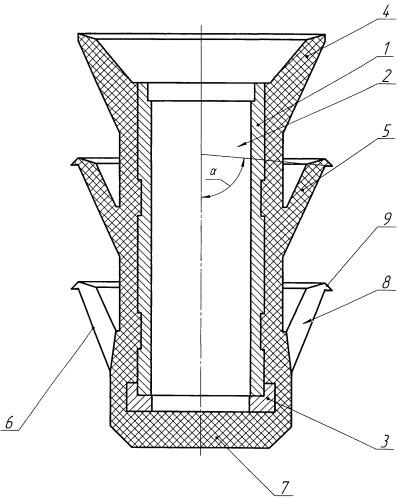Пробка разделительная цементировочная нижняя