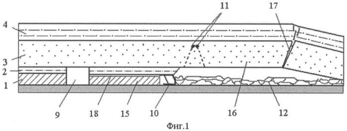Способ управления труднообрушающейся кровлей при входе механизированного комплекса в демонтажную камеру