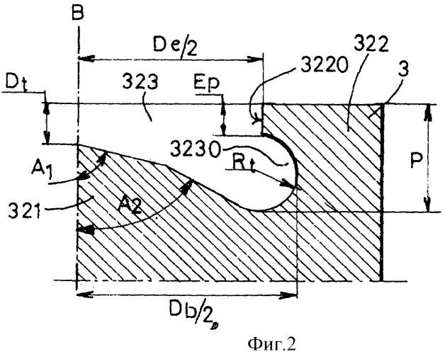 Несимметричная камера сгорания для теплового двигателя