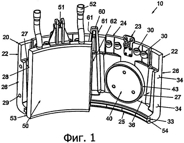 Уплотняющее кольцевое устройство