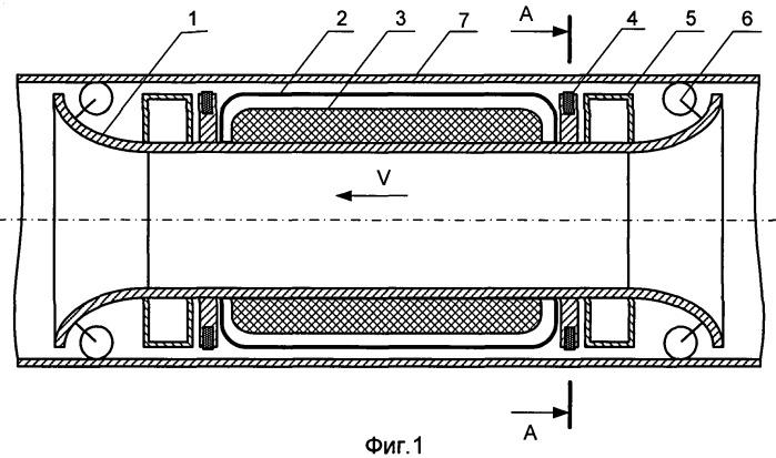 Способ испытания трубопровода на безопасное рабочее внутреннее давление с оценкой опасности существующих дефектов в трубопроводе и устройство для его осуществления