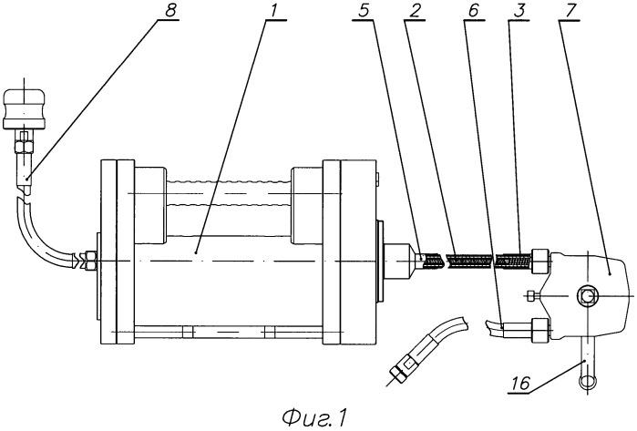 Шланговый гамма-дефектоскоп