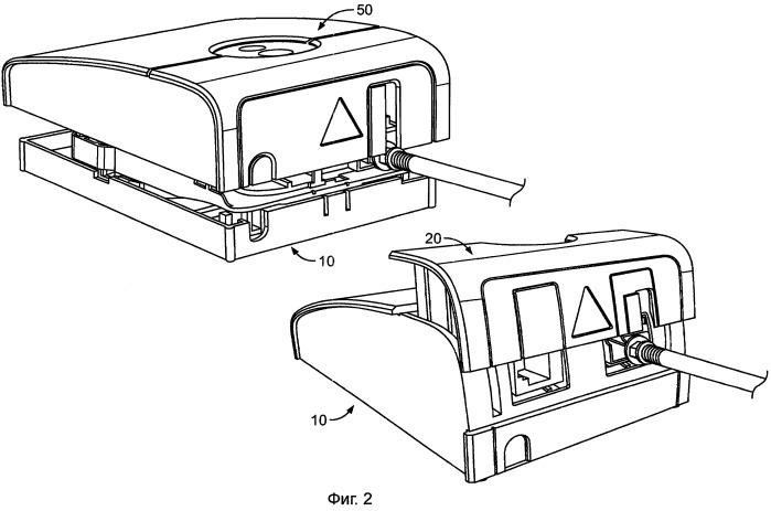 Снятие напряжений для оптоволоконных кабелей и коммутационных шнуров