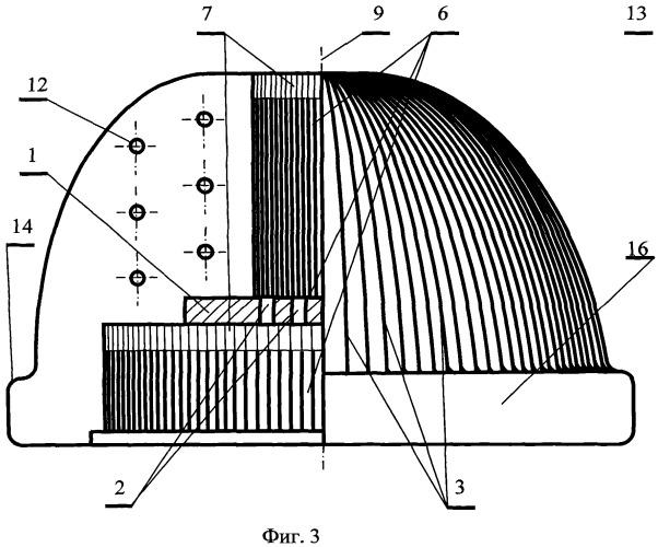 Устройство для отвода тепла от электронных элементов