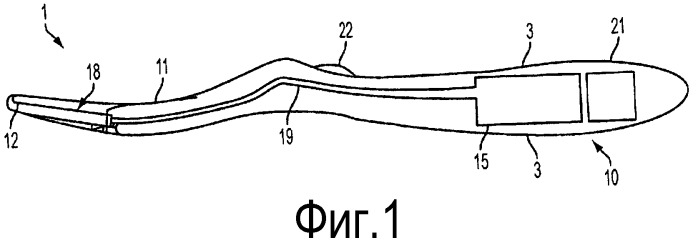 Устройство для ухода за полостью рта с системой доставки жидкости