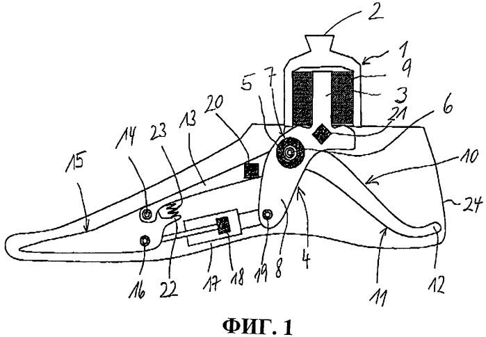 Ортопедическая часть стопы и способ управления искусственной стопой