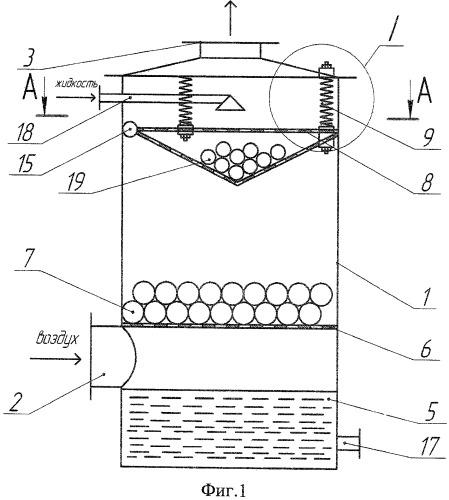Пылегазоочистной аппарат