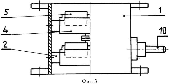 Движитель вертикального подъема