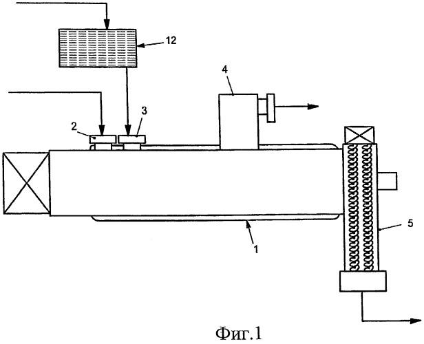 Способ и установка для изготовления прядильного раствора для производства полимерного волокна
