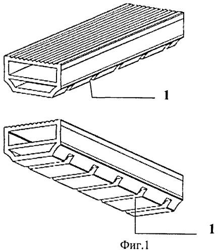 Дистанционная рамка для стеклопакетов
