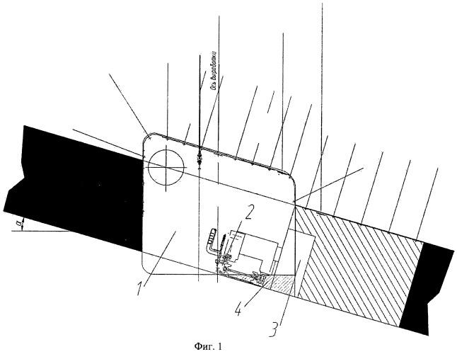 Способ монтажа механизированной крепи очистного комплекса