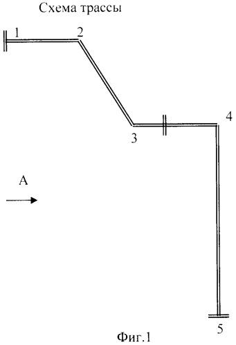 Способ компенсации отклонений при монтаже трубопроводных систем