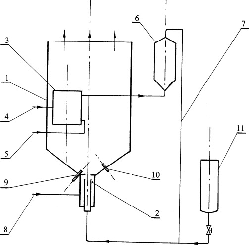 Газовое горелочное устройство