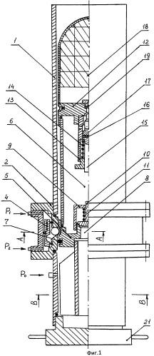 Пневматическое устройство для доставки материалов по назначению