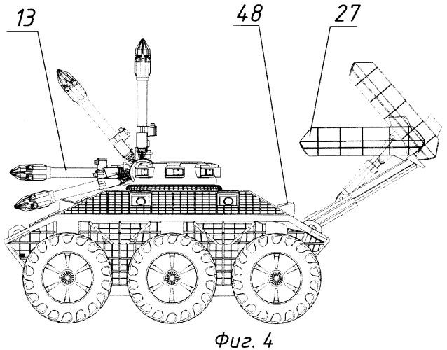 Дистанционно управляемый мобильный робот, видеокамера мобильного робота, звукоприемная система самонаведения мобильного робота, сферическая граната