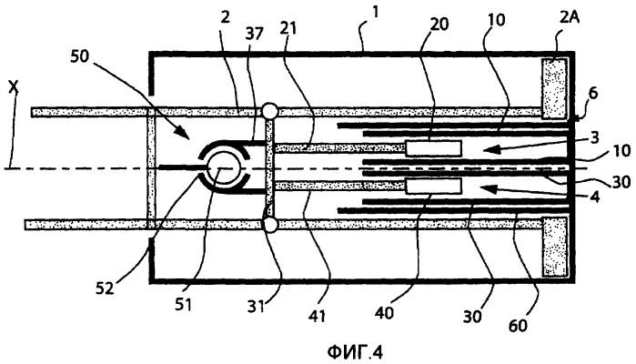 Устройство измерения положения поршня в цилиндре, узел, содержащий цилиндр, поршень и такое устройство, и авиационный двигатель, содержащий такой узел