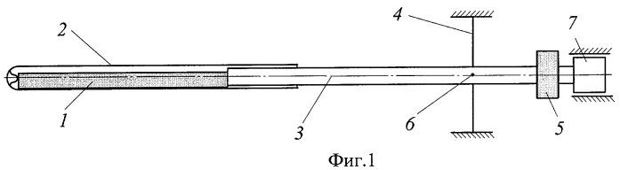 Устройство для определения температурного расширения материала образца