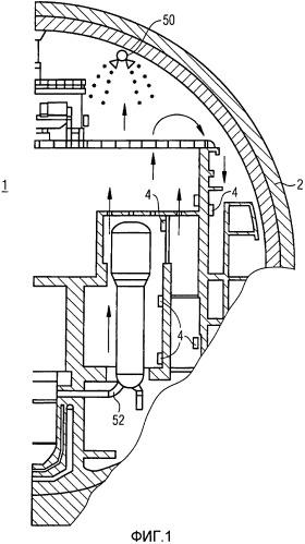 Система аварийной защиты для ядерной установки