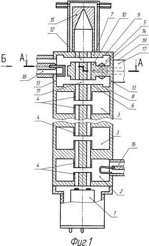 Свч-прибор клистронного типа (варианты)