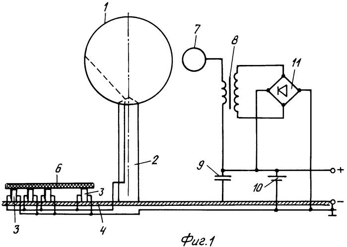 Способ получения электрической энергии от маломощных источников электропитания
