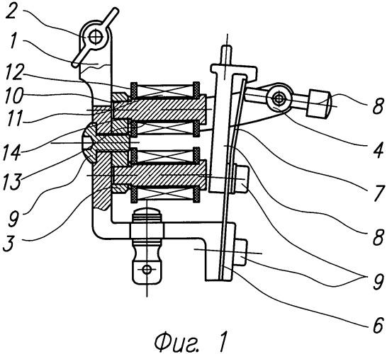 Индукционная татуировочная машина
