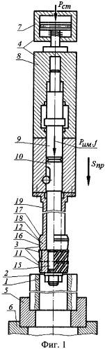 Способ пластического деформирования и калибрования внутренних цилиндрических поверхностей деталей деформирующе-режущим инструментом