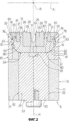 Индукционное запечатывающее устройство для термосварки упаковочного материала, предназначенного для изготовления запечатанных упаковок разливных пищевых продуктов