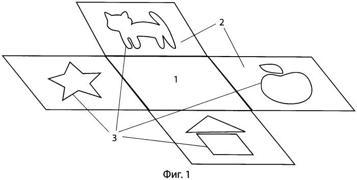 Способ изготовления картинки и набор для изготовления картинки