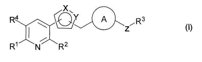 Способ получения замещенных гетероциклом производных пиридина