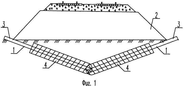 Способ укрепления слабых грунтов основания земляного полотна и состав для его осуществления
