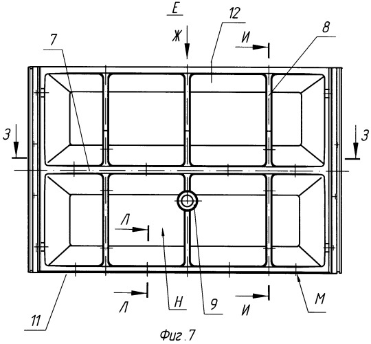 Устройство для сопряжения и стыковки стволов подземных сооружений метрополитена
