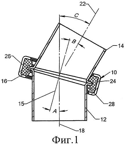 Многоугловое соединительное устройство