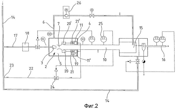 Устройство для предварительного нагрева смеси из горючего газа, в частности природного газа, и кислорода