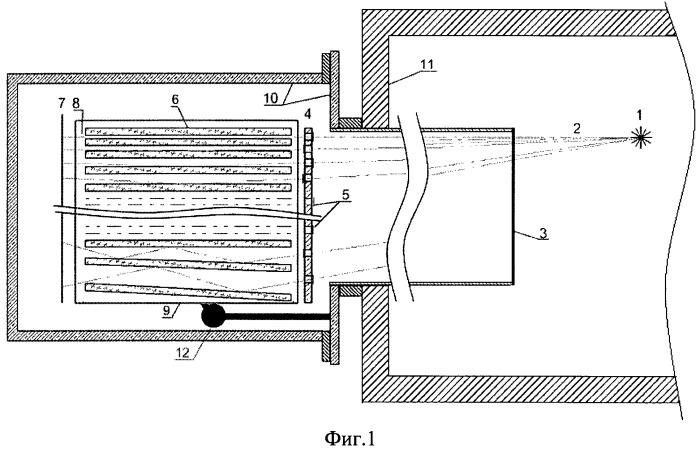 Широкополосный спектрометр мягкого рентгеновского излучения