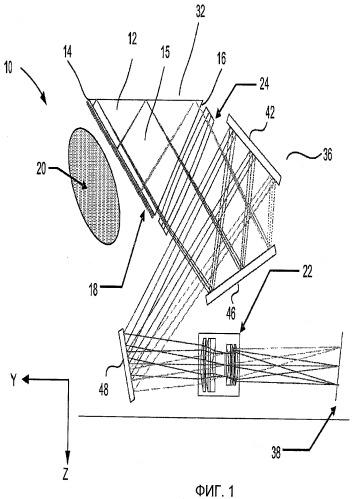 Система и высокоэффективное многомодовое сканирующее устройство получения отпечатка ладони и отпечатка пальца