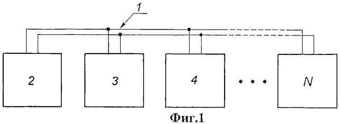 Способ сопряжения устройств передачи-приема информации по совмещенной двухпроводной линии связи и питания постоянного тока и устройство для его осуществления