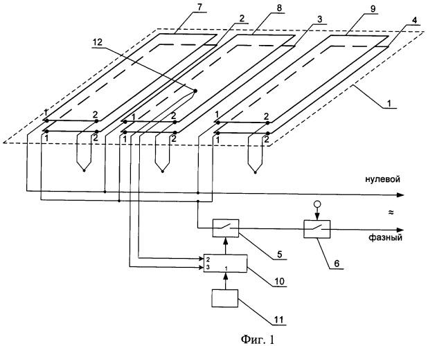 Устройство для нагревания плоских электронагревателей (варианты)