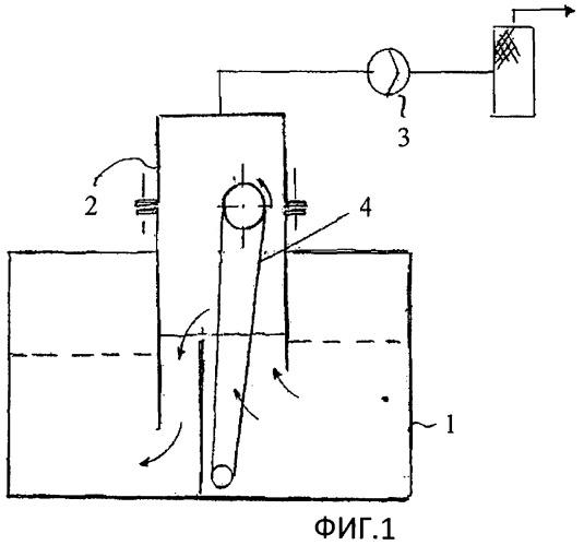 Дегазатор для жидкости