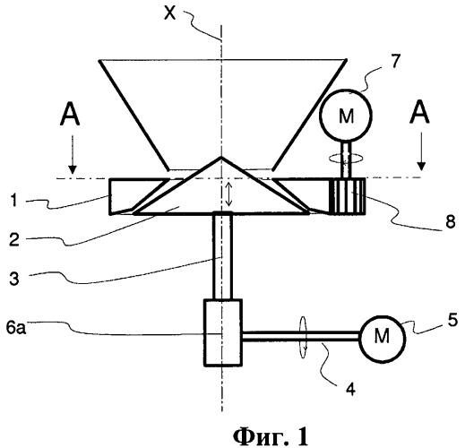 Дробилка и способ дробления материала