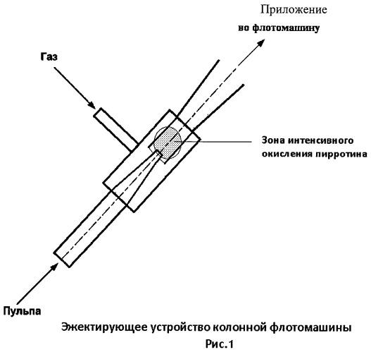 Способ флотационного обогащения пирротинсодержащих руд