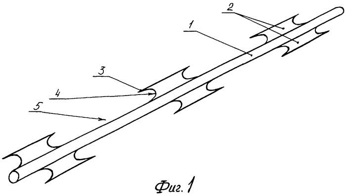 Армированная колюще-режущая лента из композиционных материалов