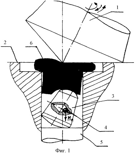 Способ сферодинамической обработки инструмента для сферодвижной штамповки
