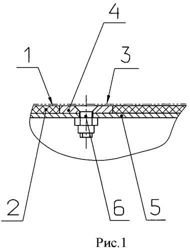 Устройство металлизации корпуса изделия