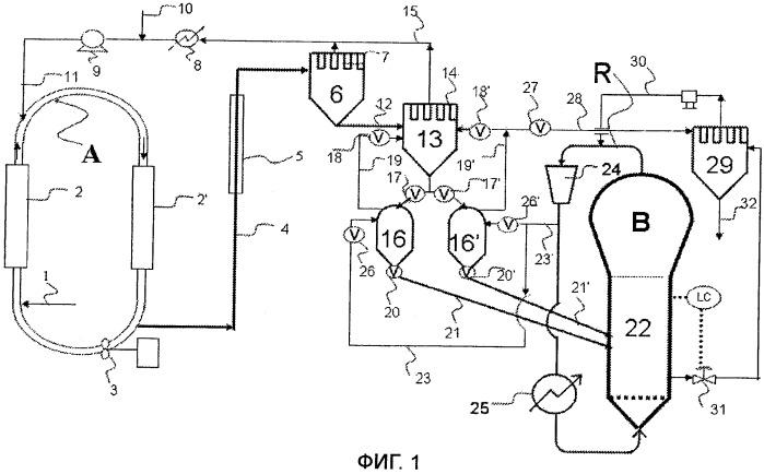 Многостадийный способ полимеризации олефинов