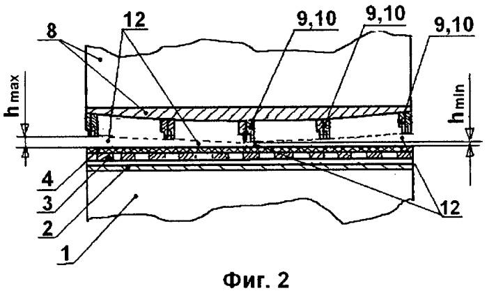 Устройство для формирования настила волокнистого материала из базальтовых волокон