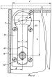 Механические подъемно-поворотные ворота