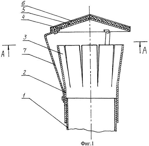 Как сделать дефлектор на трубу своими руками