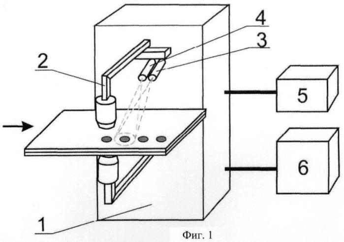 Способ неразрушающего экспресс-контроля сварных соединений и устройство, его реализующее
